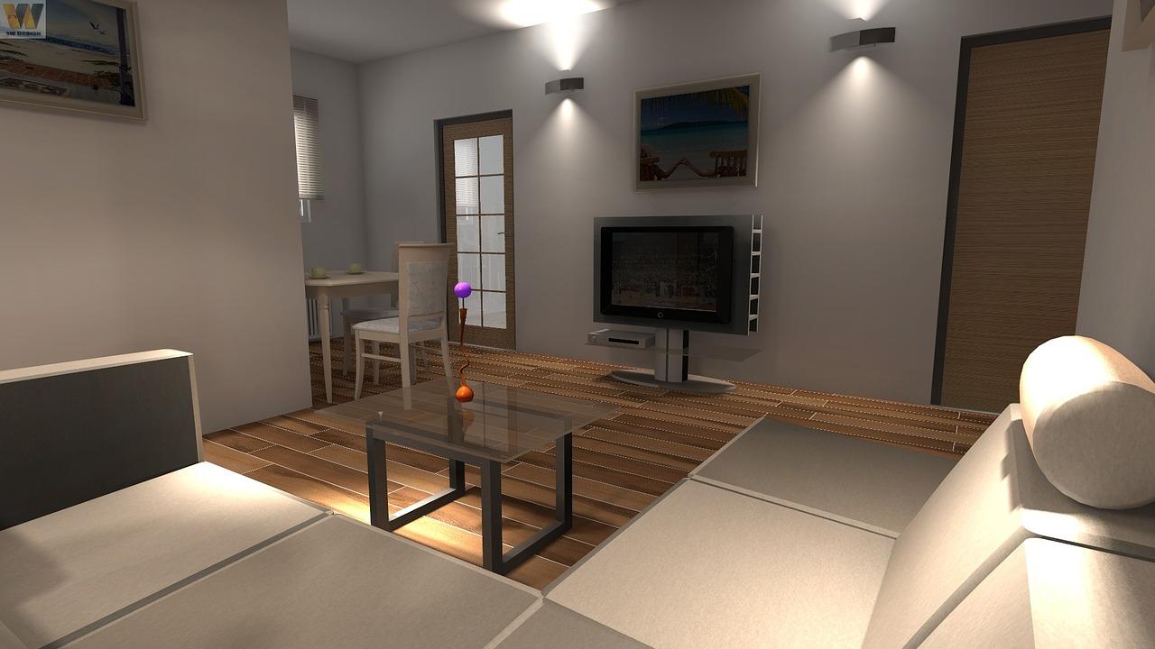 Woning Voordeel Welke kleur in de woonkamer  Woning Voordeel