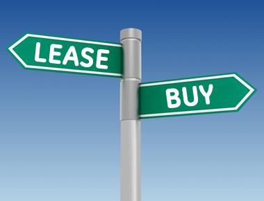 Leasing of renting