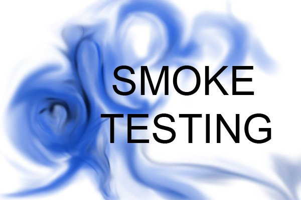 What are smoke testers used for