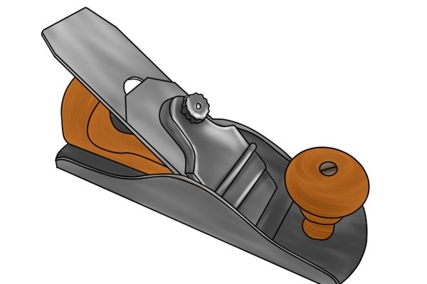 Plane Smoothing Cutter