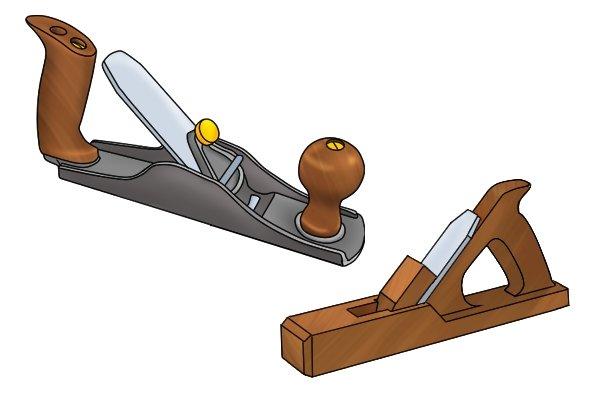 Scrub Plane Iron