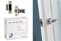 Internal door handle packs