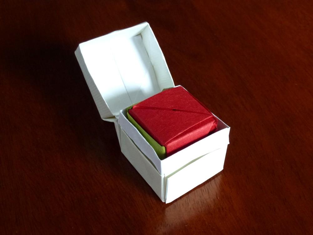 Francis Ow39s Origami Diagrams Modular Cube 3