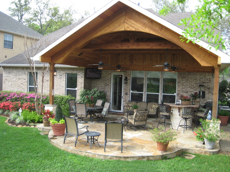 Covered pergola plans wood for 16x20 deck plans