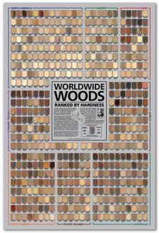 Hardest Type Of Wood