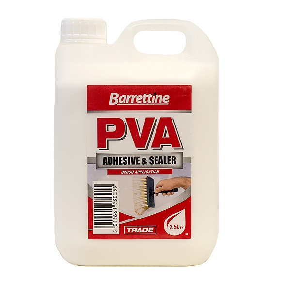 Pva Sealer Where To Use