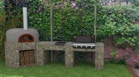 Outdoor Cooking space, Hethe Oxfordshire.