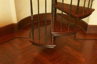 Bubinga Wood Flooring