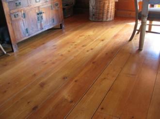 Larch Wood Flooring