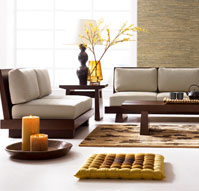 wood living room furniture sofa for small philippines wooden work designs