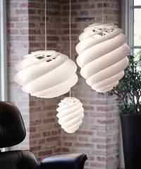 Wood - Furniture.biz   Photos   Swirl Lamp by ivind Slaatto