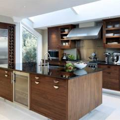 Kitchen Cabinets Online Design Yellow Mat Walnut & Silver - Smallbone Of Devizes Wood ...