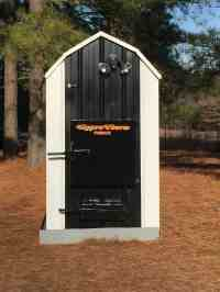 √ Outdoor Wood And Coal Furnace | Shelter 180,000 BTU
