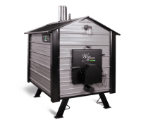 BEST OUTDOOR WOOD FURNACE by WoodMaster