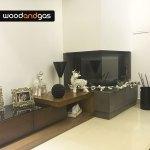 Corner Wood And Gas Fireplaces Cheminee Stones Lebanon