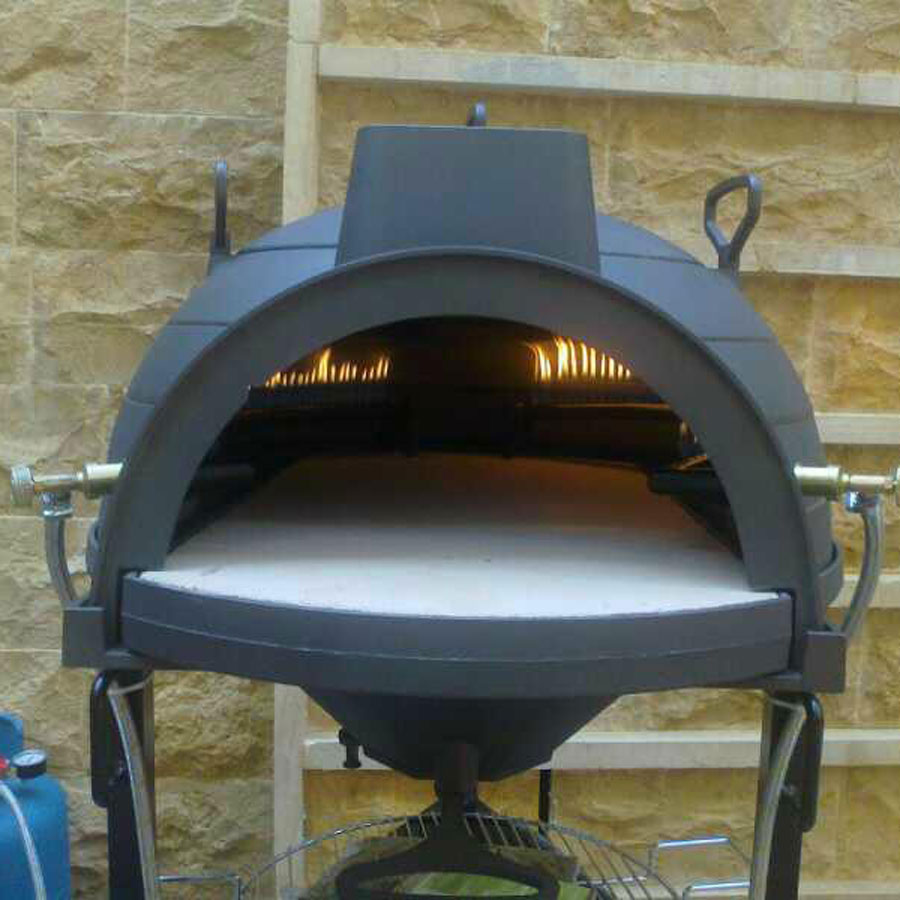 Invicta Barbecues Four A Pain Lo Goustaou Avec Chariot
