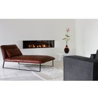 LINEAFIRE Fireplaces Horizontal 200, Wood and Gas ...