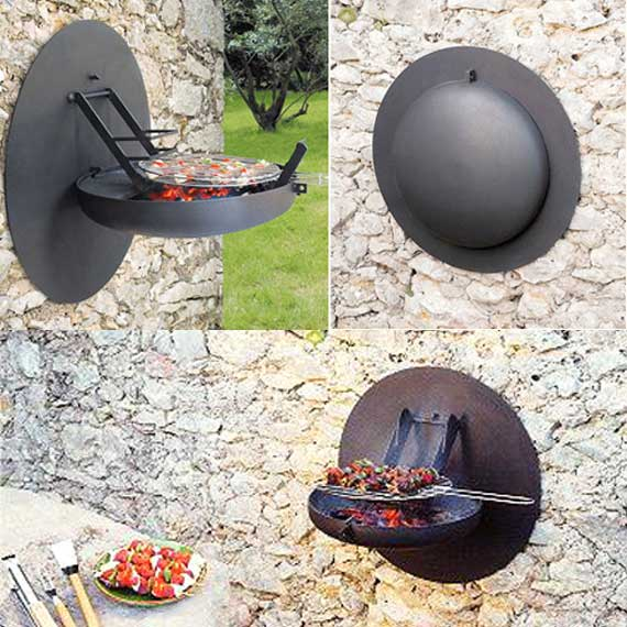 FOCUS Barbecues Sigmafocus Wood and Gas  Fireplaces  Cheminee  Stones  Lebanon