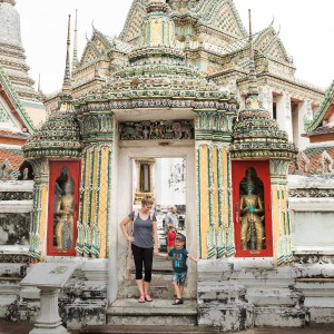 Eline van der Woude Thailand Wood and Gems Noah Bangkok Travel reis