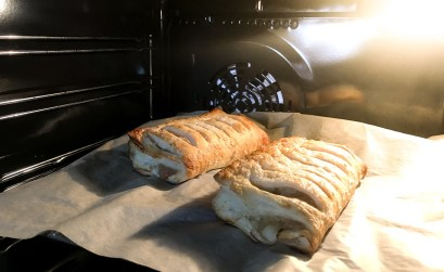 Oven Diepvries apfelstrudel review Conditorei Coppenrath & Wiese Apple Strudels appelgebak appeltaart ervaring
