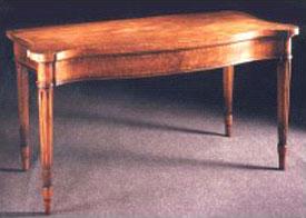 Mahogany Serving Table