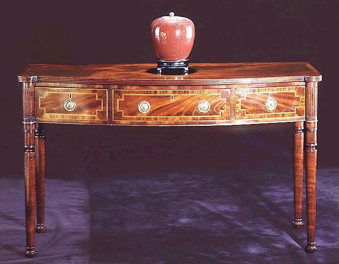 George III Style Serving Table.
