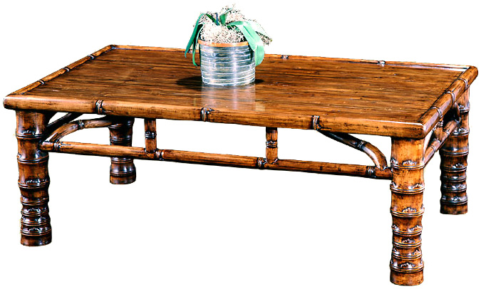 Chinese Ming Style Maple Coffee Table.