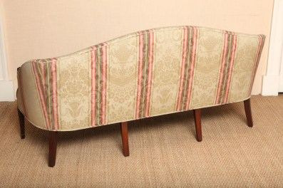WU-102 Lady Albemarle Sofa (Back)