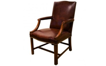 WU-505 Director Armchair - Leather