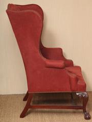 Wu-306 Porter Wing Chair - Side