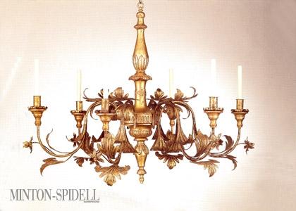Tivoli Six Light Chandelier
