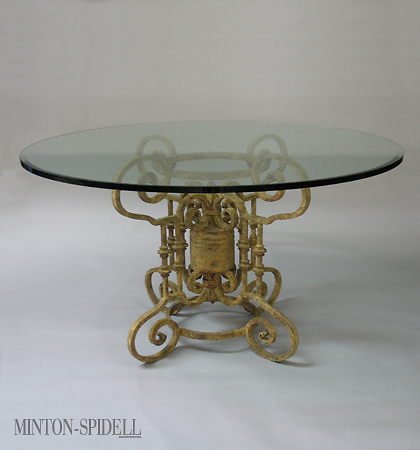 Valmont Dining Table Base