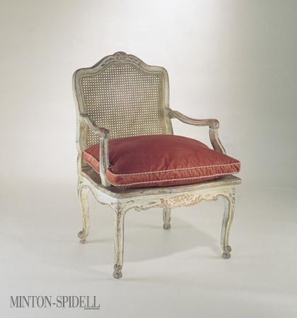 Regence Cane Chair