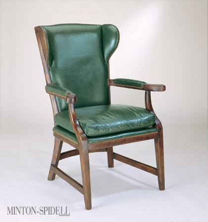 English Barber's Chair