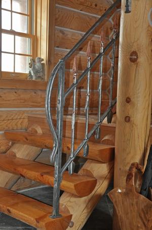 Wood  Iron Works  Custom Blacksmithing and Metal Art