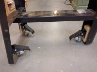 Retractable Casters For Table Saw | Modern Coffee Tables ...