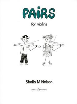 Sheet Music : Easy Duets for Violin (2 Violins (duet))