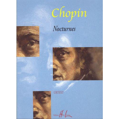 LEMOINE CHOPIN F. - NOCTURNES (RECUEIL) - PIANO - Woodbrass.com