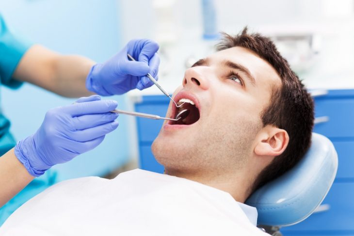 dental checkup guildford