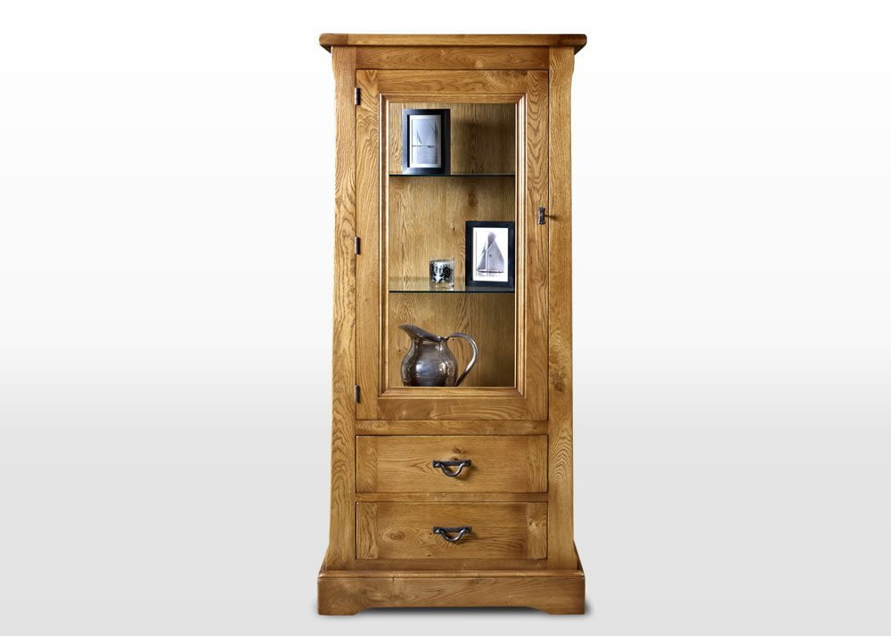 Chatsworth Display Cabinet  Wood Bros