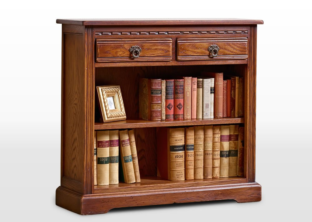 Old Charm Bookcase Wood Bros