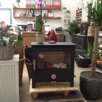 Chilli Penguin Woody stove