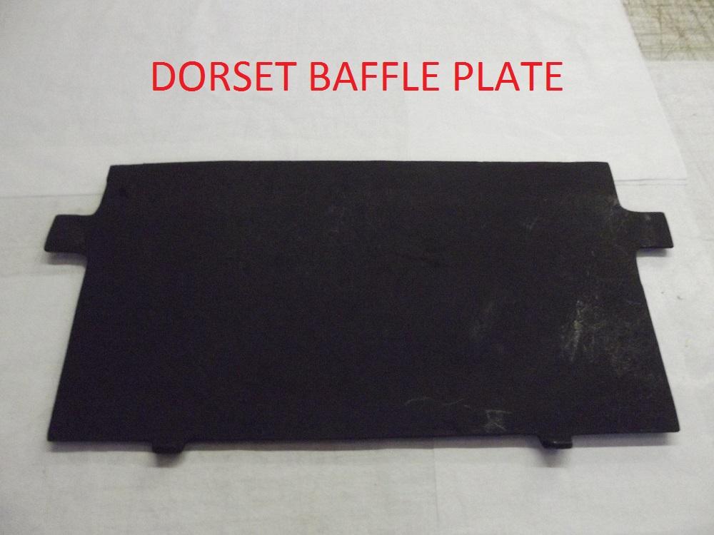 Dorset Baffle Plate Spare Parts Woodburning Stoves