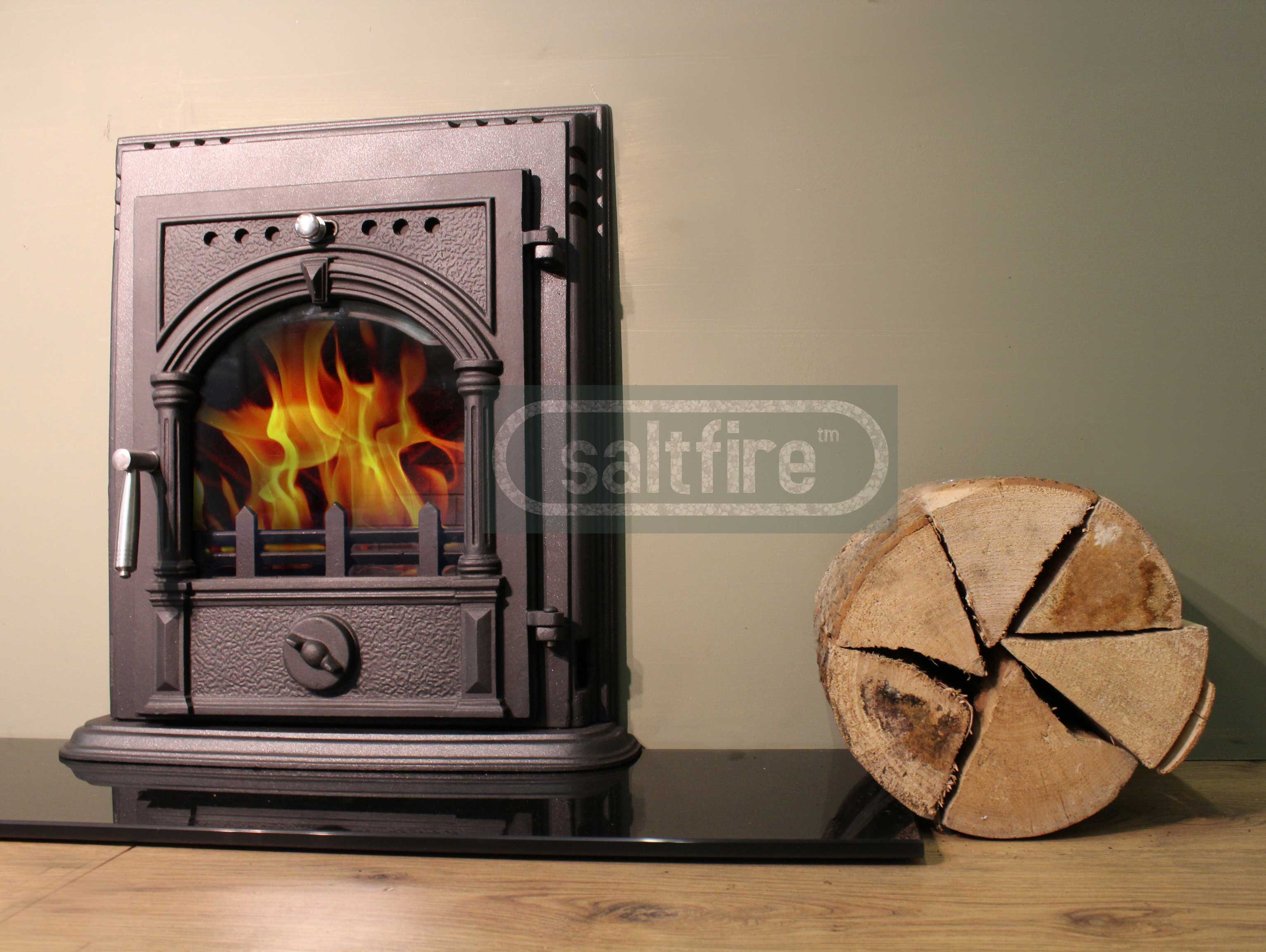 Lilliput 4 5kw Inset Stove Small Multifuel Stoves