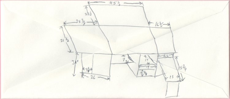 The Master Woodbutcher's Sewing Cabinet Plans Page