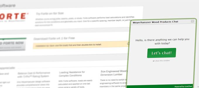 Weyerhaeuser » Software & Services