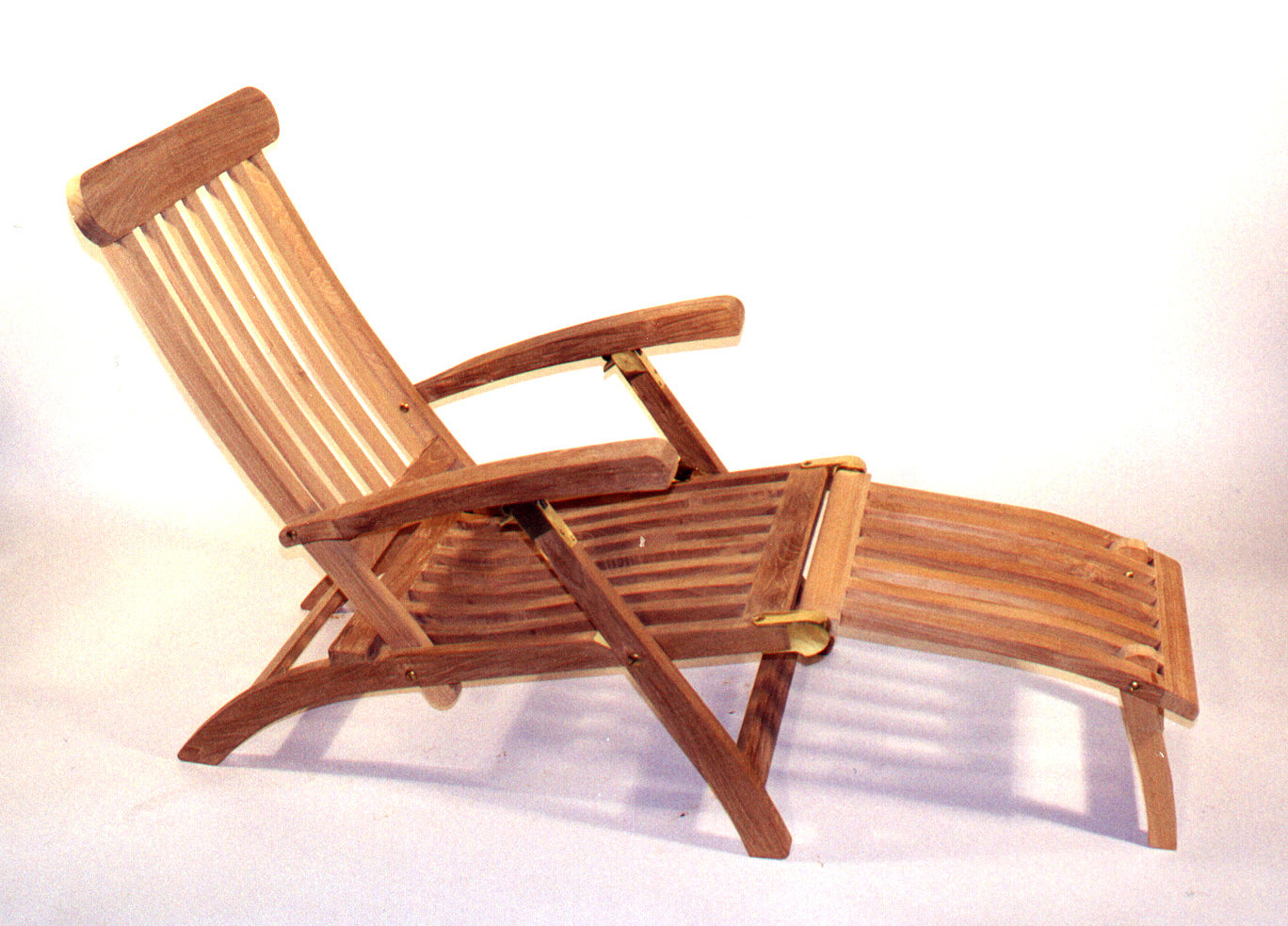 teak steamer chair mickey mouse high banner solid garden furniture from the wood