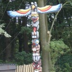 totem, houtsnijden, sculptuur, tiki, tafels, kunst, surrealistisch, fish art, sculpture, decoratie, naambord, interieur, woodcarving