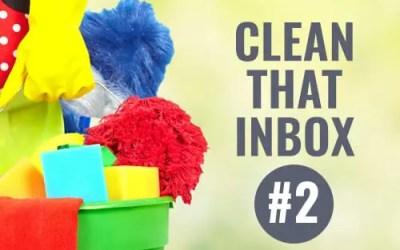 Inbox Zero #2 – Keep Your Inbox Clean!