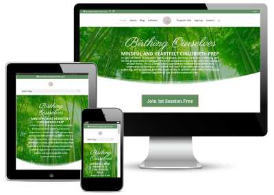 Birthing Ourselves Website